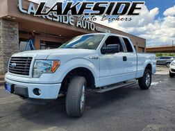 2014_Ford_F-150_STX SuperCab 6.5-ft. Bed 4WD_ Colorado Springs CO