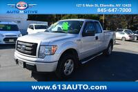Ford F-150 STX SuperCab 6.5-ft. Bed 4WD 2014