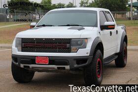 2014_Ford_F-150_SVT Roush Raptor_ Lubbock TX