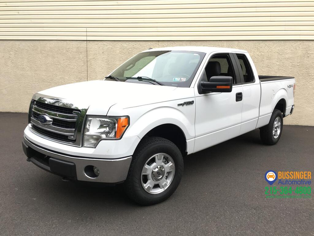 2014 Ford F-150 SuperCab XLT - 4x4 Feasterville PA
