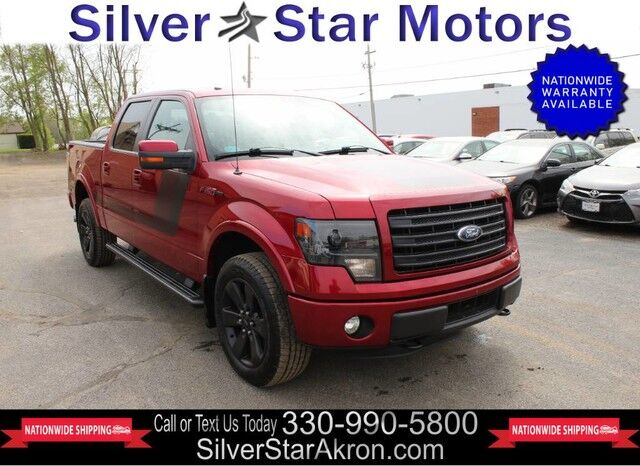 2014 Ford F-150 SuperCrew 145 FX4 Tallmadge OH