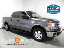 Ford F-150 SuperCrew XLT *FRONT BUCKET SEATS, STEERING WHEEL CONTROLS, ALLOY WHEELS, BED LINER, TOW PKG, BLUETOOTH PHONE & AUDIO 2014