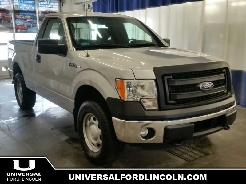2014 Ford F-150 XL  - Certified - Low Mileage Calgary AB