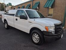 2014_Ford_F-150_XL 8-ft. Bed 2WD_ Knoxville TN