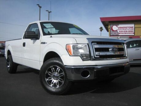 2014 Ford F-150 XL 8-ft. Bed 2WD Tucson AZ