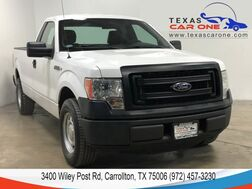 2014_Ford_F-150_XL REGULAR CAB LONG BED AUTOMATIC LEATHER SEATS CRUISE CONTROL T_ Carrollton TX