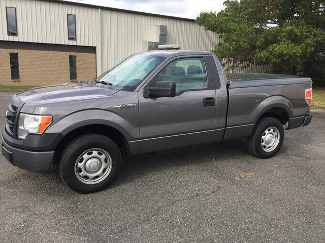 2014 Ford F-150 XL Regular Cab 2WD XL Ashland VA