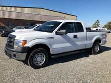 2014_Ford_F-150_XL SuperCab 4x4_ Ashland VA