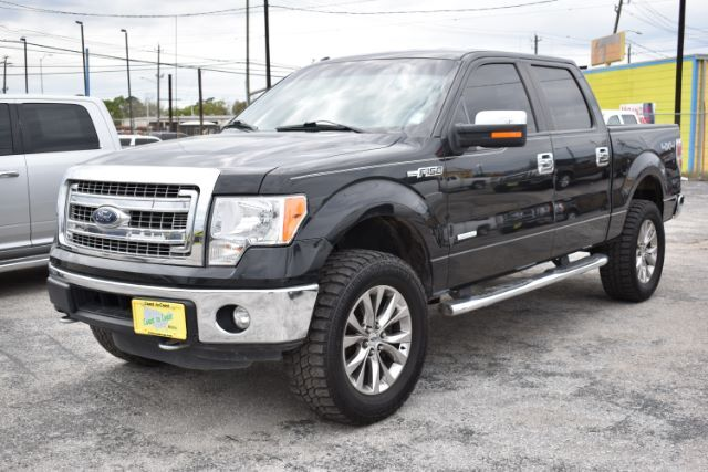 2014 Ford F-150 XL SuperCrew 5.5-ft. Bed 4WD Houston TX