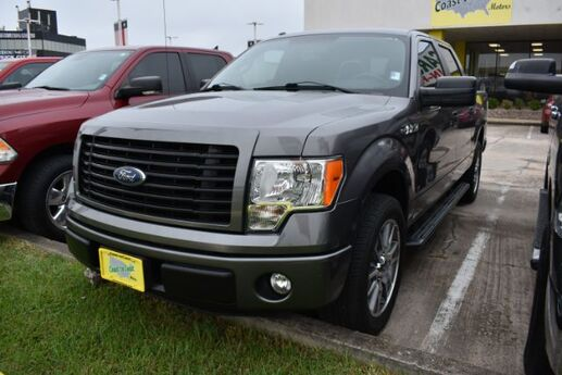 2014 Ford F-150 XL SuperCrew 6.5-ft. Bed 2WD Houston TX