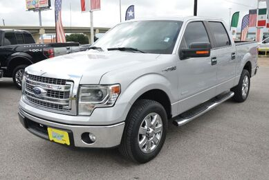 Ford F-150 XL SuperCrew 6.5-ft. Bed 2WD 2014