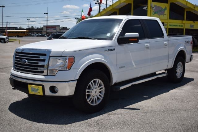 2014 Ford F-150 XL SuperCrew 6.5-ft. Bed 4WD Houston TX