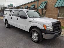 2014_Ford_F-150_XL SuperCrew 6.5-ft. Bed 4WD_ Knoxville TN