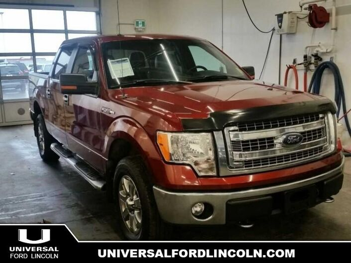 2014 Ford F-150 XLT  - Certified Calgary AB