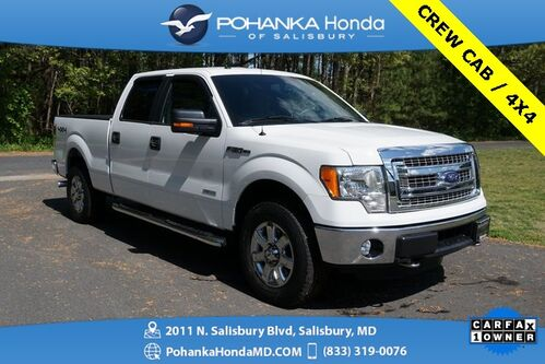 2014_Ford_F-150_XLT ** 4x4 ** Guaranteed Financing **_ Salisbury MD