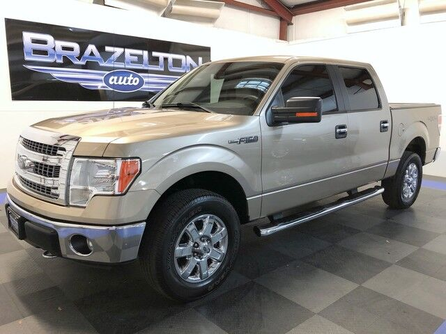 2014 Ford F-150 XLT, 302A Pkg, 4x4, 5.0L V8, Bed Cover, Only 18k Miles Houston TX