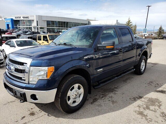 2014 Ford F-150 XLT 4X4 ECOBOOST MAX TOW! Calgary AB