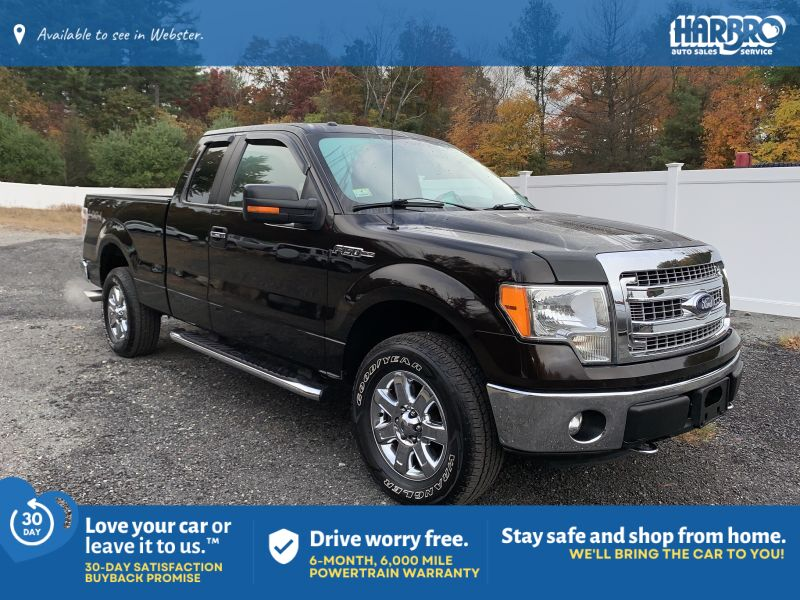 2014 Ford F-150 XLT 5.0L V8 Webster MA