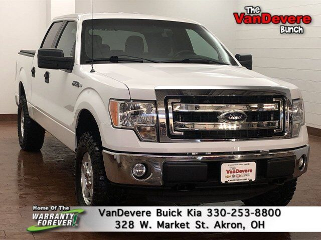 2014 Ford F-150 XLT Akron OH