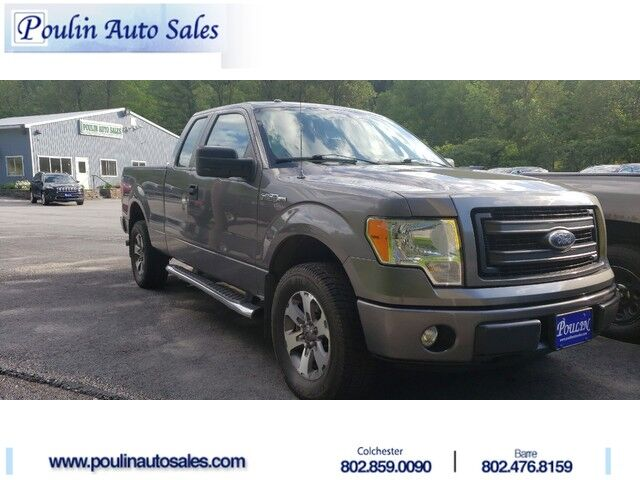 2014 Ford F-150 XLT Barre VT