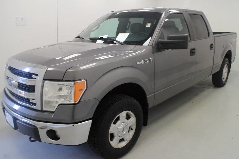 2014 Ford F-150 XLT CREW CAB 4WD Bonner Springs KS