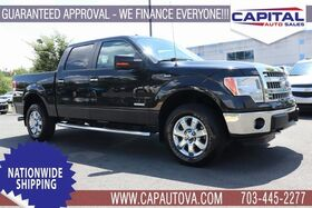 2014_Ford_F-150_XLT_ Chantilly VA