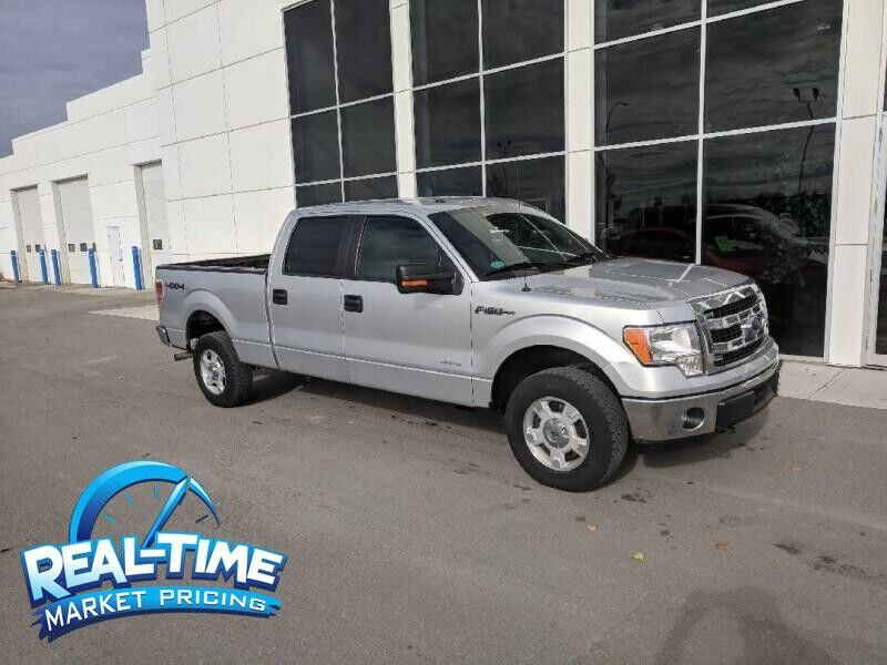 2014_Ford_F-150_XLT_ Claresholm AB