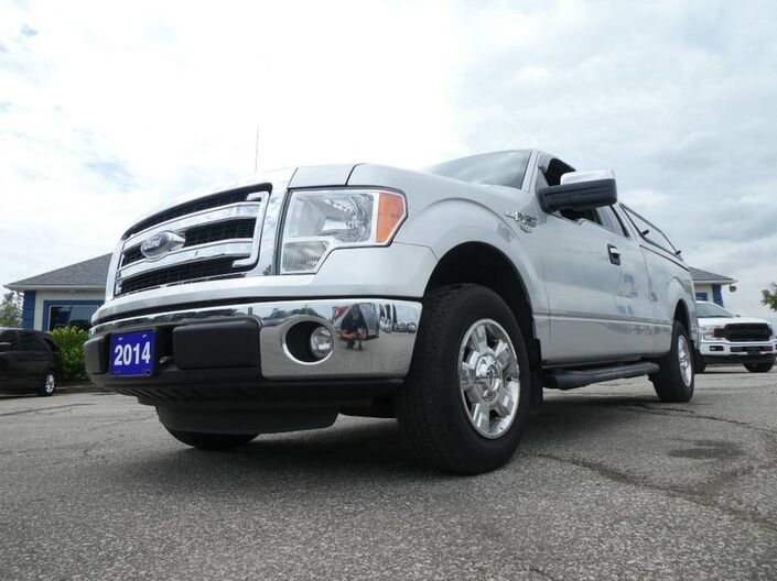 2014 Ford F-150 XLT EXTENDED CAB 3.7L RWD Essex ON