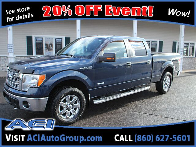 2014 Ford F-150 XLT East Windsor CT