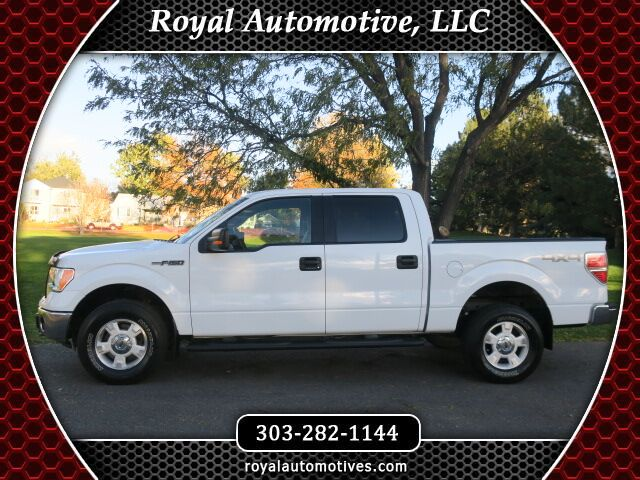 2014 Ford F-150 XLT Englewood CO