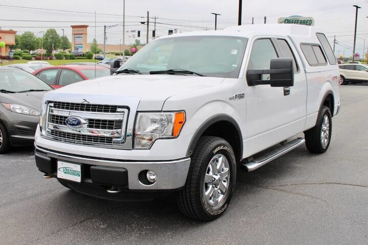2014 Ford F-150 XLT Fort Wayne Auburn and Kendallville IN