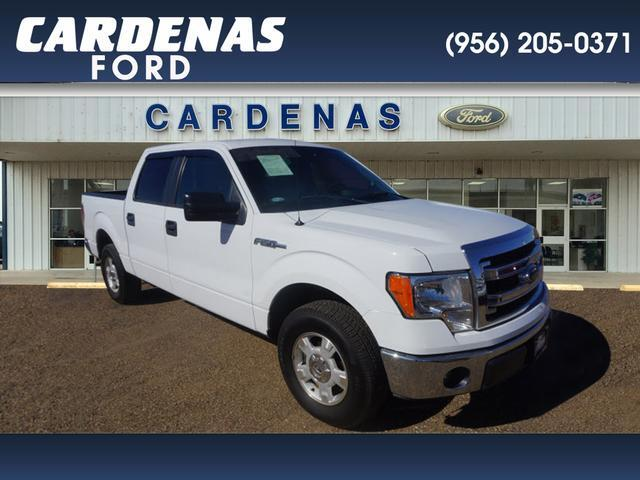 2014 Ford F-150 XLT Harlingen TX