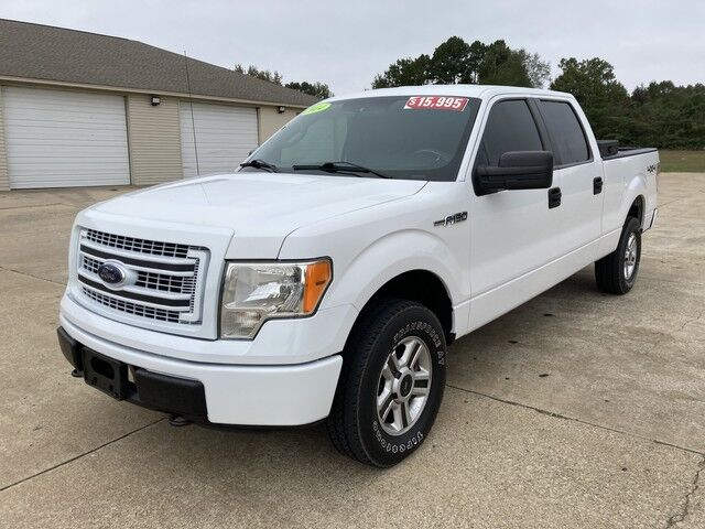 used vehicles heber springs arkansas 2014 ford f 150 xlt