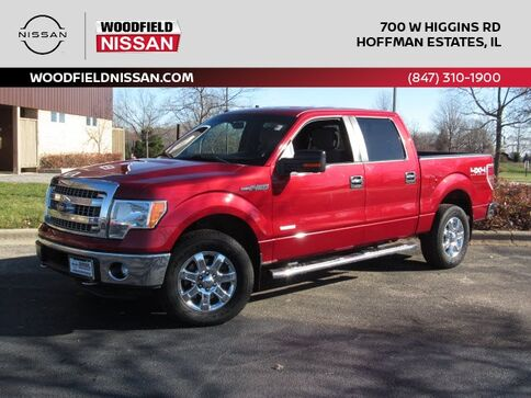 2014_Ford_F-150_XLT_ Hoffman Estates IL