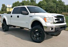 2014_Ford_F-150_XLT LIFTED W/ LIFT KIT_ Georgetown KY