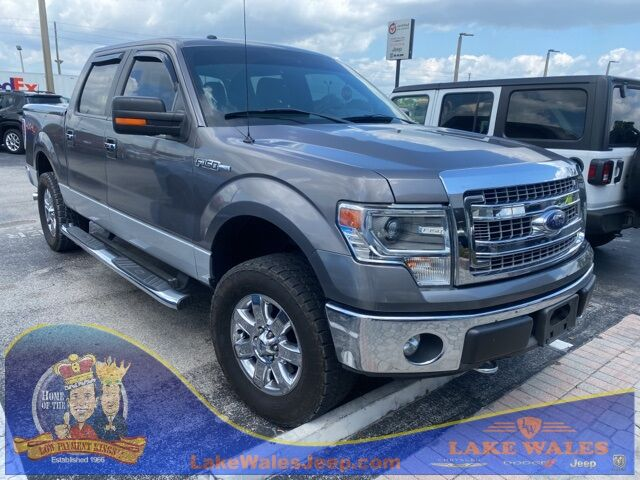 2014 Ford F-150 XLT Lake Wales FL
