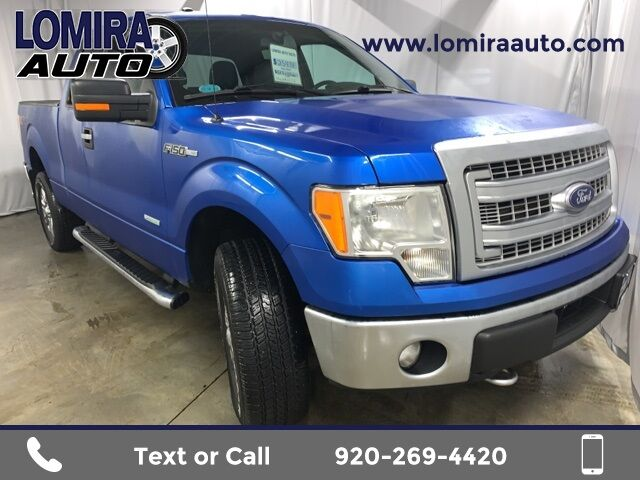 2014 Ford F-150 XLT Lomira WI