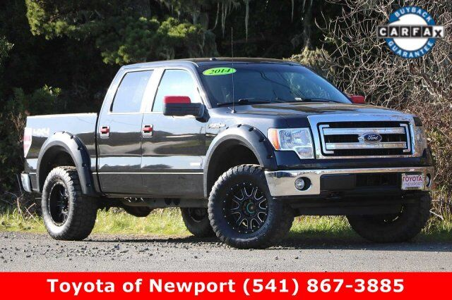 2014 Ford F-150 XLT Newport OR