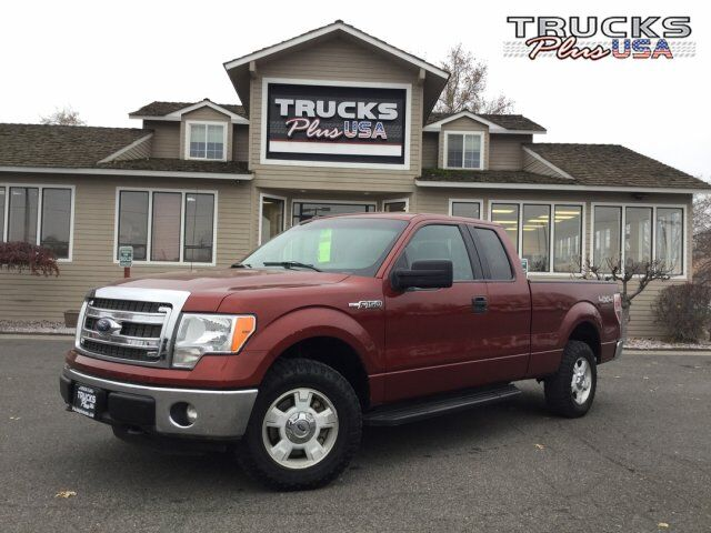 2014 Ford F-150 XLT PICKUP 4D 8 FT