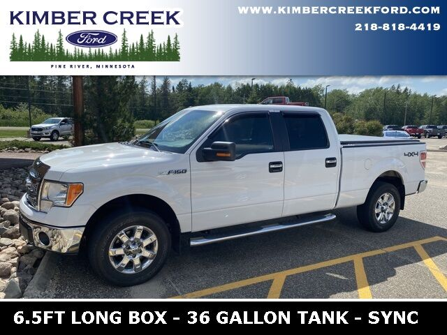 2014 Ford F-150 XLT Pine River MN