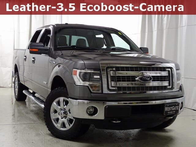 2014 Ford F-150 XLT Raleigh NC