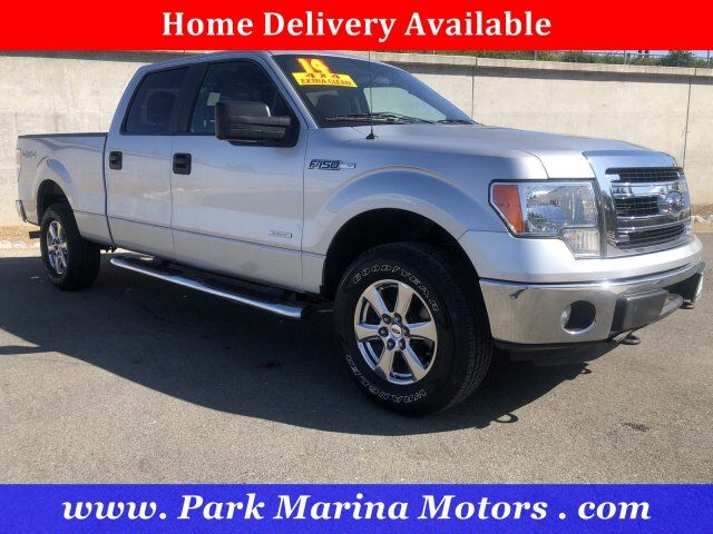 2014 Ford F-150 XLT Redding CA