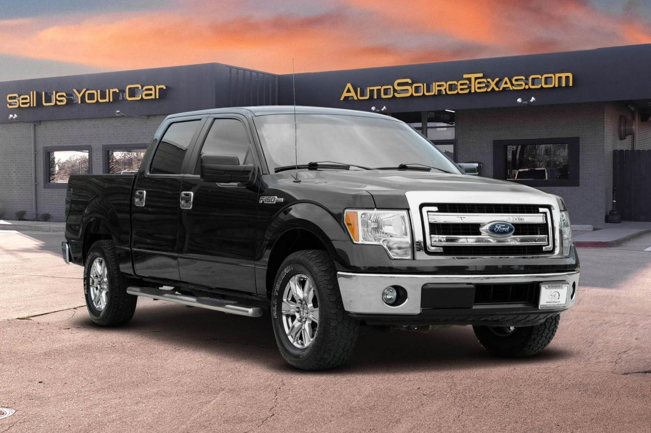 2014 Ford F-150 XLT Richardson TX