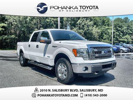2014_Ford_F-150_XLT_ Salisbury MD