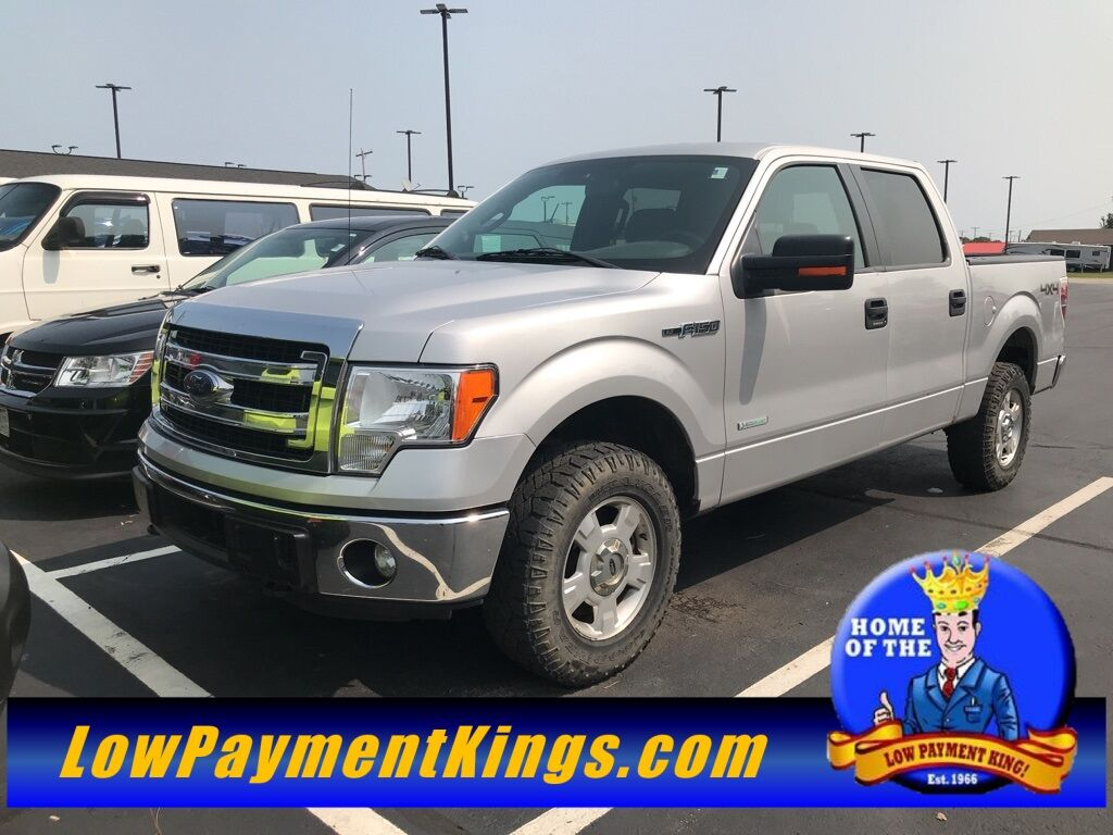 2014 Ford F-150 XLT Shelby OH