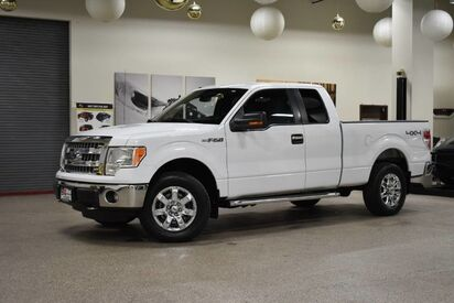 2014_Ford_F-150_XLT SuperCab 4WD_ Boston MA
