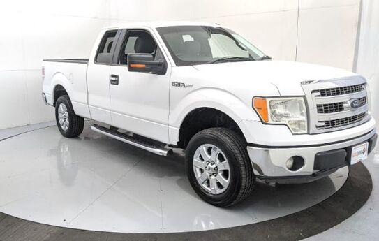 2014 Ford F-150 XLT SuperCab 6.5-ft. Bed 2WD Dallas TX