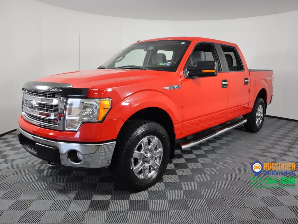 2014 Ford F-150 XLT SuperCrew - 4x4 Feasterville PA