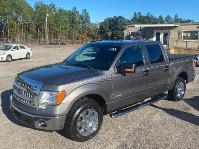 2014 Ford F-150 XLT SuperCrew 5.5-ft. Bed 2WD Gaston SC