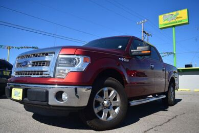 Ford F-150 XLT SuperCrew 5.5-ft. Bed 2WD 2014